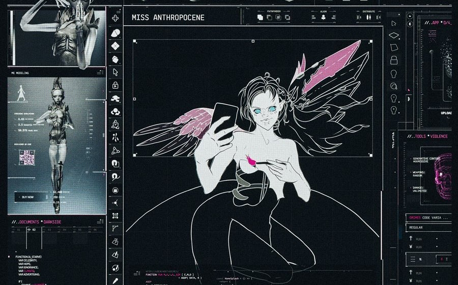 Grimes' Long-Anticipated Album Is Finally Here • Miss Anthropocene
