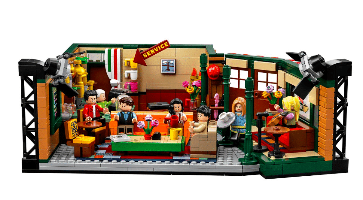 10 Adult LEGO Sets You Didn't Know Existed
